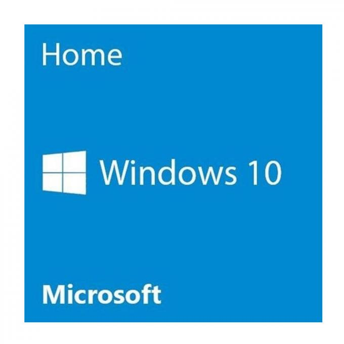 Genuine Microsoft Windows 10 Home 64 Bit Oem Full Version System Builder Retail Box