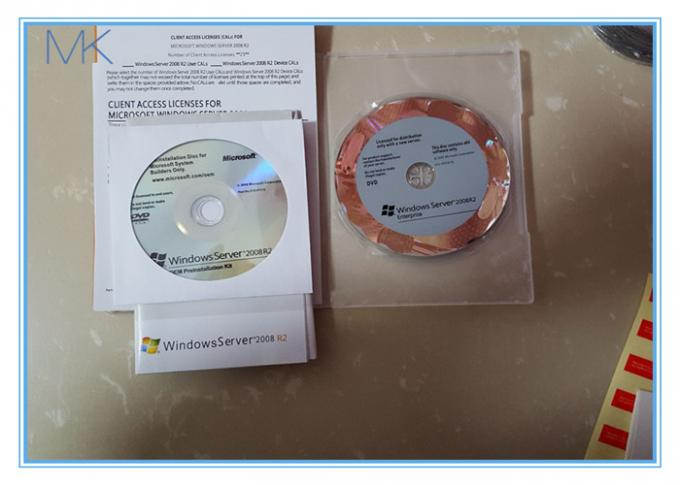 Microsoft Windows Server 2008 Versions R2 Enterprise OEM 64 Bit English 25 CLT