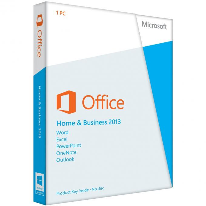 0.20 Pounds Microsoft Office 2013 Retail Box 2013 Product Key Retail FPP License