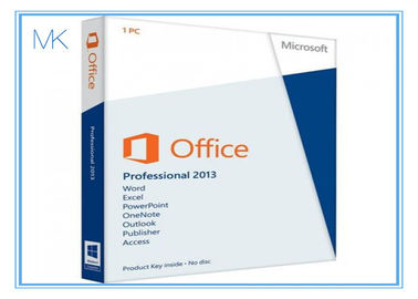 Trung Quốc Microsoft Professional Office 2013 Product Key EU / UK 32/64 Bit Microsoft Office Home And Business 2013 nhà cung cấp