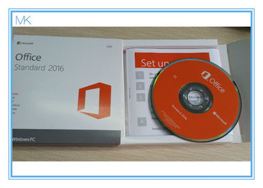 Trung Quốc Microsoft Office Professional 2016 Product Key DVD retail pack Windows Operating System nhà cung cấp