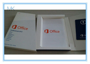Trung Quốc Microsoft Office 2013 Product Key Card , MS Office 2013 Pro Plus Online Activation nhà cung cấp