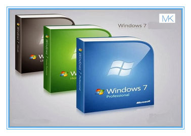 Trung Quốc Computer System Microsoft Update Windows 7 Pro OEM Software Windows 7 Retail License nhà cung cấp