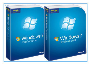 Trung Quốc Microsoft Windows Software Windows 7 Pro 64 Bit Full Retail Version DVD Sofware With COA 100% Activation nhà cung cấp