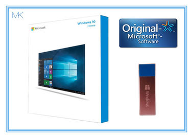 Trung Quốc 64 Bit DVD OEM License Microsoft Windows 10 Operating System  / home Software French activation online nhà cung cấp