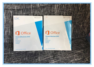 Trung Quốc Ms Office Home And Business Microsoft Office 2013 Retail Box Medialess Win English nhà cung cấp