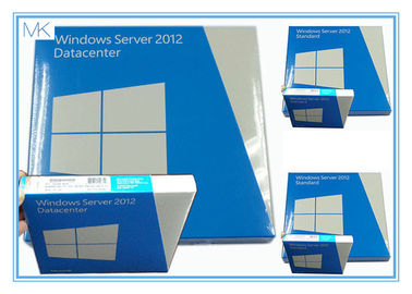 Windows Server 2012 Versions Retail Box 64Bit  5 CALS English Original Factory Sealed