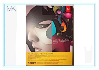 CS6 Adobe Graphic Design Software Standard MAC Full Student Edition Creative Suite English